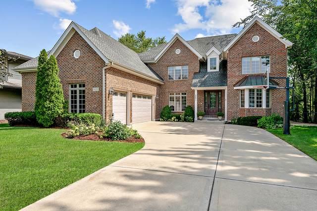 5651 S Thurlow Street, Hinsdale, IL 60521 (MLS #11209708) :: Ryan Dallas Real Estate