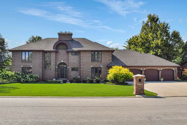 6N306 Dinah Road, Medinah, IL 60157 (MLS #11209779) :: The Wexler Group at Keller Williams Preferred Realty