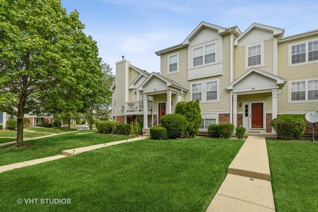 164 Holiday Lane 27-4, Hainesville, IL 60073 (MLS #11210021) :: Littlefield Group