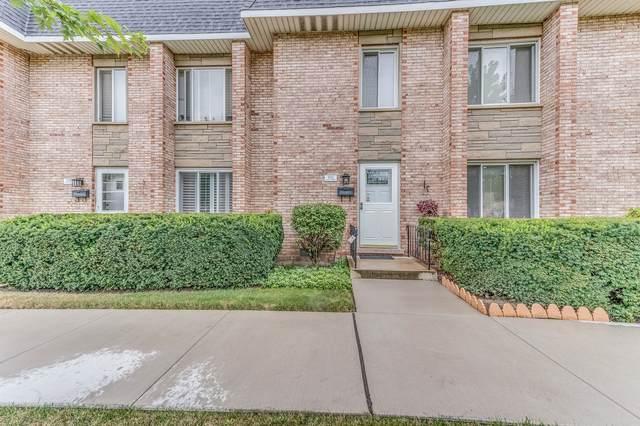 1012 N Mill Street #1012, Naperville, IL 60563 (MLS #11210031) :: John Lyons Real Estate