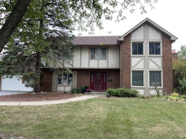 20924 Brookwood Drive, Olympia Fields, IL 60461 (MLS #11210178) :: Littlefield Group
