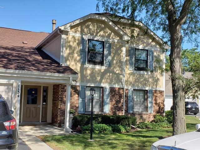 1134 Wildberry Court B1, Wheeling, IL 60090 (MLS #11210442) :: John Lyons Real Estate