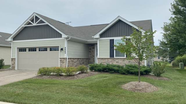 4449 E Millbrook Circle, Yorkville, IL 60560 (MLS #11210569) :: The Wexler Group at Keller Williams Preferred Realty
