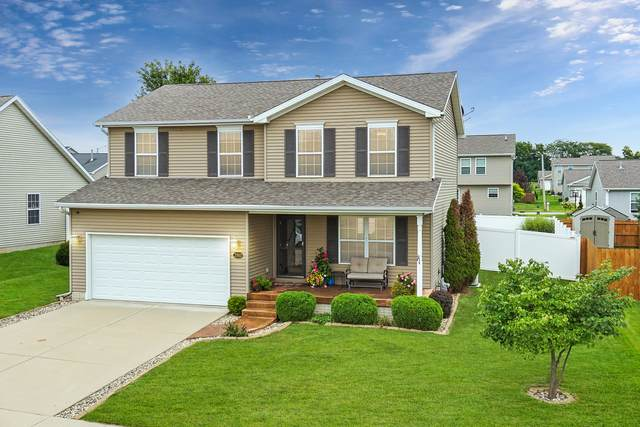 2910 Red Oak Road, Bloomington, IL 61704 (MLS #11210643) :: John Lyons Real Estate