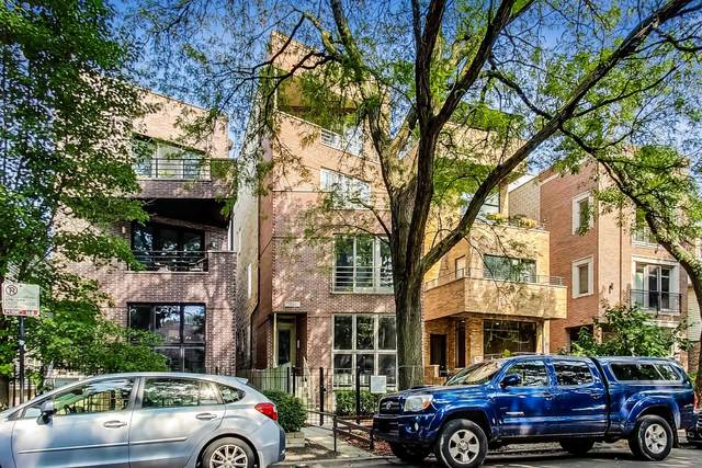 1041 N Winchester Avenue #2, Chicago, IL 60622 (MLS #11210664) :: Touchstone Group