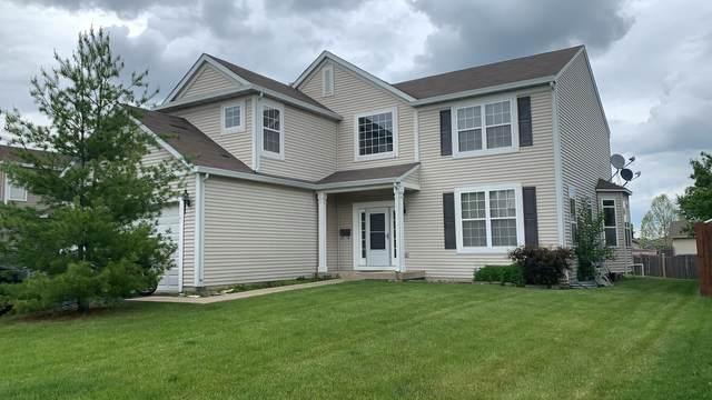 2710 Stonebridge Drive, Plainfield, IL 60586 (MLS #11210779) :: Suburban Life Realty