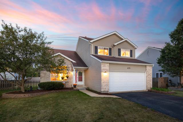 475 Pheasant Chase Drive, Bolingbrook, IL 60490 (MLS #11211183) :: John Lyons Real Estate