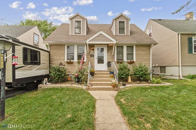 2640 W 89th Place, Evergreen Park, IL 60805 (MLS #11211200) :: The Wexler Group at Keller Williams Preferred Realty
