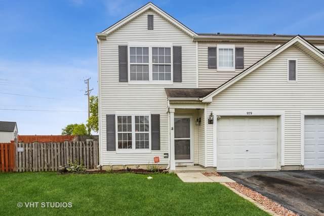979 W Savannah Drive, Romeoville, IL 60446 (MLS #11211288) :: Littlefield Group