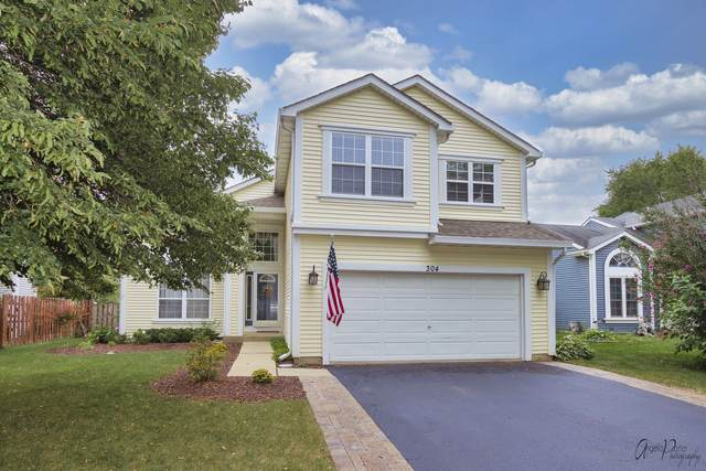 304 Clear Sky Trail, Lake In The Hills, IL 60156 (MLS #11211507) :: Littlefield Group