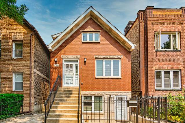 2548 W Superior Street, Chicago, IL 60612 (MLS #11211510) :: The Wexler Group at Keller Williams Preferred Realty