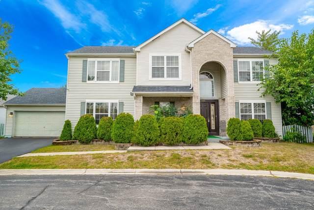1498 Coreopsis Court, Romeoville, IL 60446 (MLS #11211539) :: Angela Walker Homes Real Estate Group