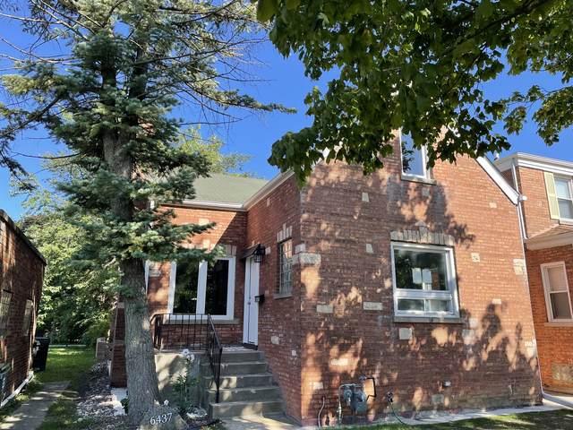 6437 N Kimball Avenue, Lincolnwood, IL 60712 (MLS #11211845) :: Ryan Dallas Real Estate