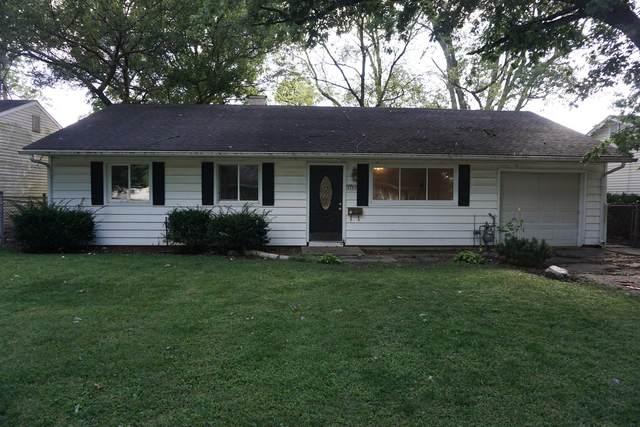 1705 Burnetta Street, Champaign, IL 61821 (MLS #11211981) :: The Wexler Group at Keller Williams Preferred Realty