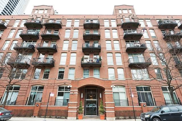 550 N Kingsbury Street #607, Chicago, IL 60654 (MLS #11212165) :: The Wexler Group at Keller Williams Preferred Realty