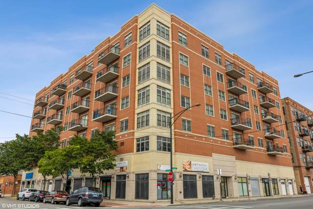 2322 S Canal Street #411, Chicago, IL 60616 (MLS #11212212) :: Suburban Life Realty