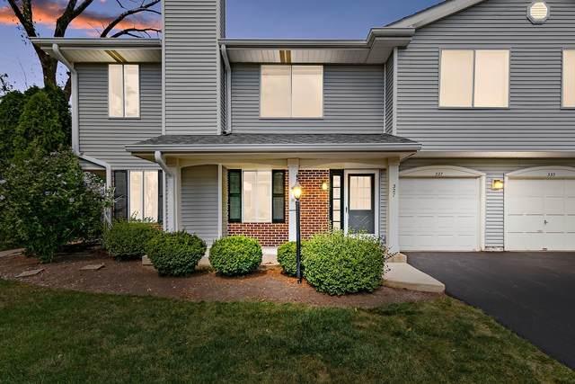 327 Coventry Court, Clarendon Hills, IL 60514 (MLS #11212234) :: Ryan Dallas Real Estate