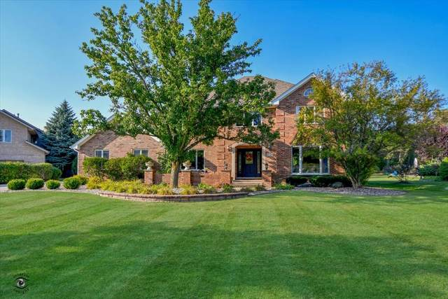 12422 Lake View Drive, Orland Park, IL 60467 (MLS #11212260) :: The Wexler Group at Keller Williams Preferred Realty