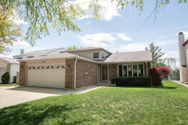 611 Randi Lane, Hoffman Estates, IL 60169 (MLS #11212392) :: Littlefield Group