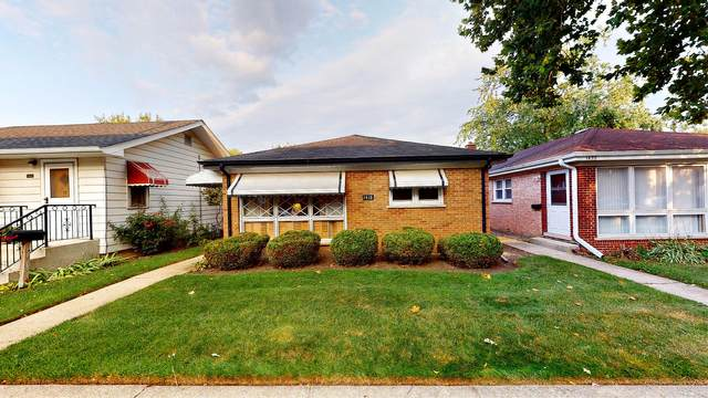 1418 Circle Avenue, Forest Park, IL 60130 (MLS #11212403) :: Angela Walker Homes Real Estate Group