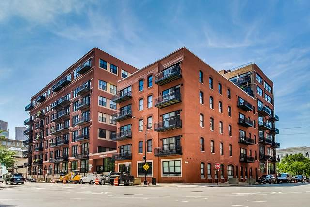226 N Clinton Street #206, Chicago, IL 60661 (MLS #11212445) :: The Wexler Group at Keller Williams Preferred Realty