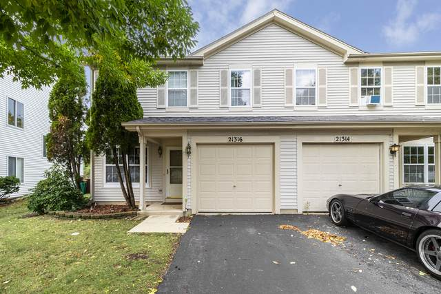 21316 Edison Lane, Plainfield, IL 60544 (MLS #11212479) :: The Wexler Group at Keller Williams Preferred Realty