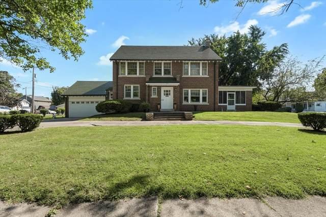 501 N Main Street, Tuscola, IL 61953 (MLS #11212584) :: Lewke Partners - Keller Williams Success Realty
