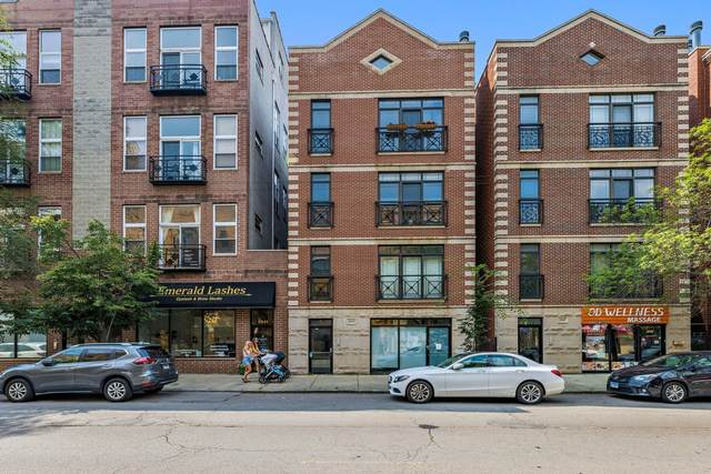 2043 W Belmont Avenue #3, Chicago, IL 60618 (MLS #11212866) :: Touchstone Group