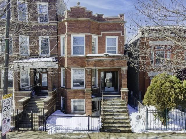 1442 N Kedzie Avenue, Chicago, IL 60651 (MLS #11212930) :: Touchstone Group
