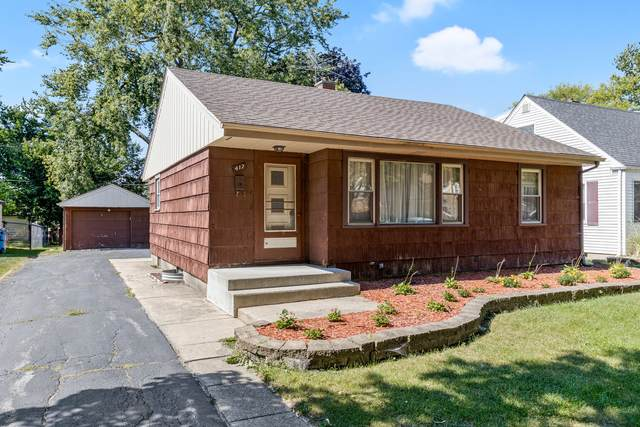 412 Home Avenue, Itasca, IL 60143 (MLS #11213177) :: Littlefield Group