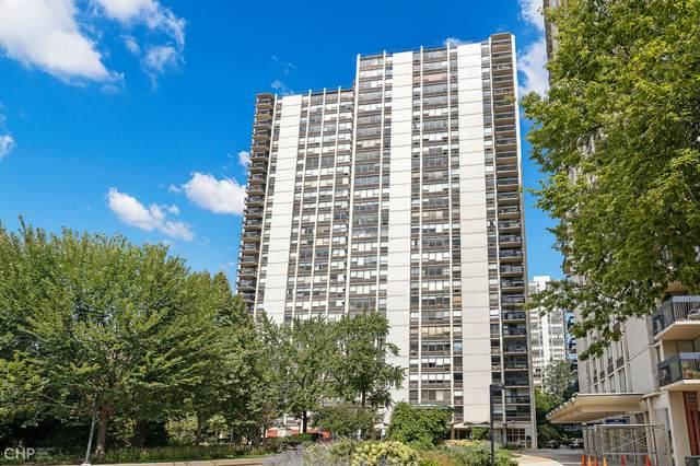 1360 N Sandburg Terrace #1506, Chicago, IL 60610 (MLS #11213185) :: The Wexler Group at Keller Williams Preferred Realty