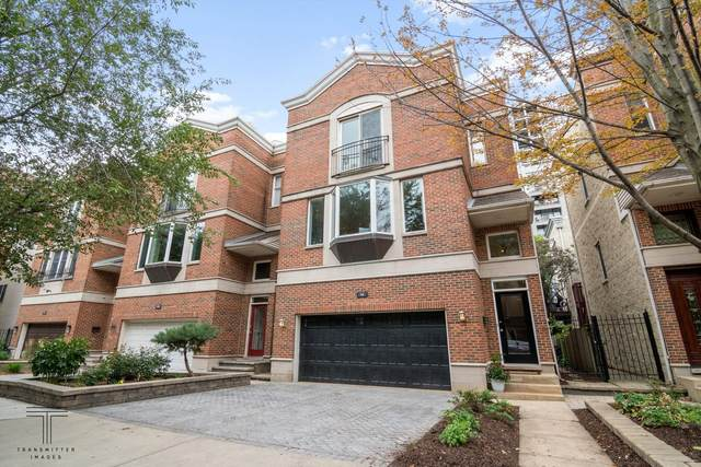 19 W 15th Street, Chicago, IL 60605 (MLS #11213275) :: Touchstone Group