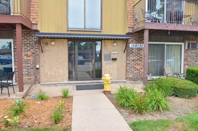 18W140 Suffield Court #106, Westmont, IL 60559 (MLS #11213292) :: Ryan Dallas Real Estate