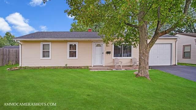 926 Mulberry Lane, Streamwood, IL 60107 (MLS #11213316) :: John Lyons Real Estate