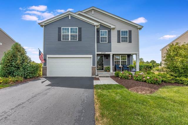 2726 Cranston Circle, Yorkville, IL 60560 (MLS #11213343) :: The Wexler Group at Keller Williams Preferred Realty