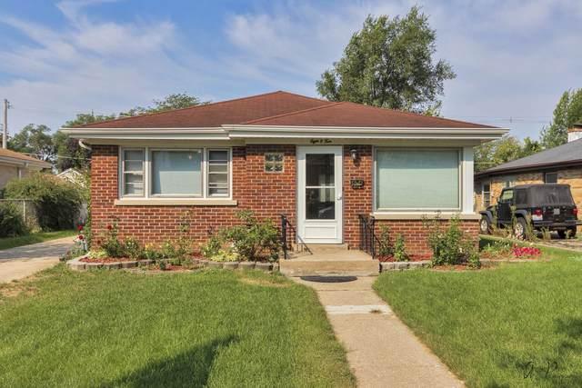 804 S Fairfield Avenue, Elmhurst, IL 60126 (MLS #11213407) :: Angela Walker Homes Real Estate Group