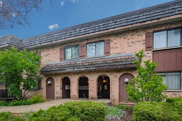 8000 Woodglen Lane #102, Downers Grove, IL 60515 (MLS #11213506) :: John Lyons Real Estate