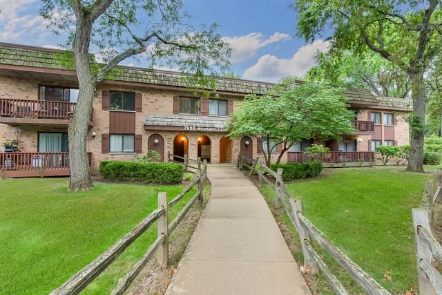 7930 Woodglen Lane #103, Downers Grove, IL 60516 (MLS #11213624) :: John Lyons Real Estate