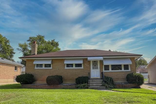 729 N Geneva Avenue, Elmhurst, IL 60126 (MLS #11213654) :: Angela Walker Homes Real Estate Group