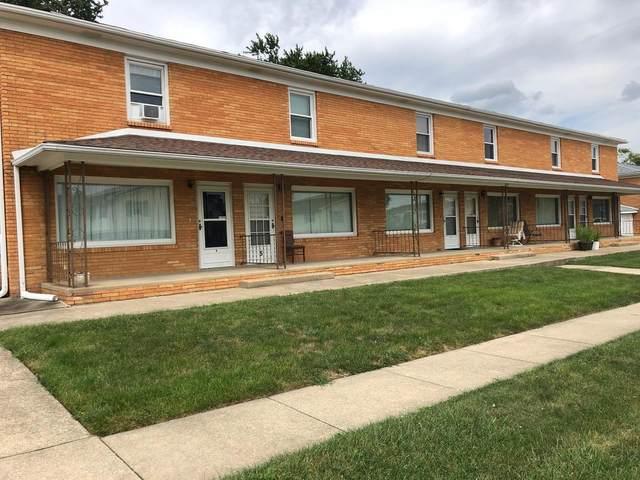 2110 Todd Drive #1, Bloomington, IL 61704 (MLS #11213836) :: Ryan Dallas Real Estate