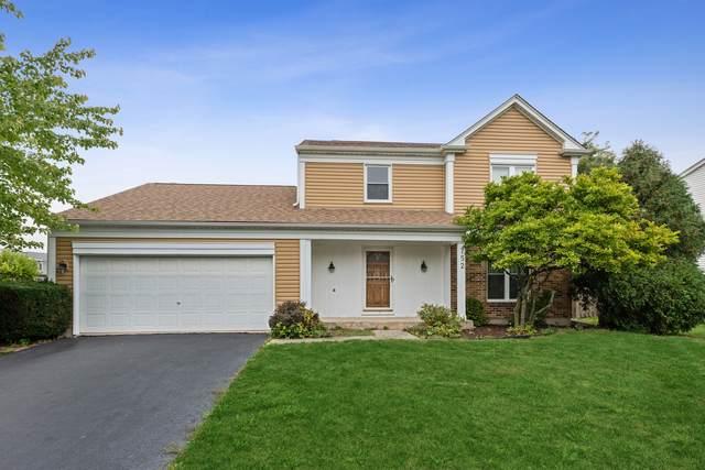 752 Hickory Lane, Carol Stream, IL 60188 (MLS #11213840) :: John Lyons Real Estate