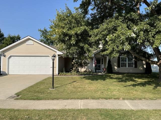 2707 Somerset Drive, Urbana, IL 61802 (MLS #11214107) :: John Lyons Real Estate