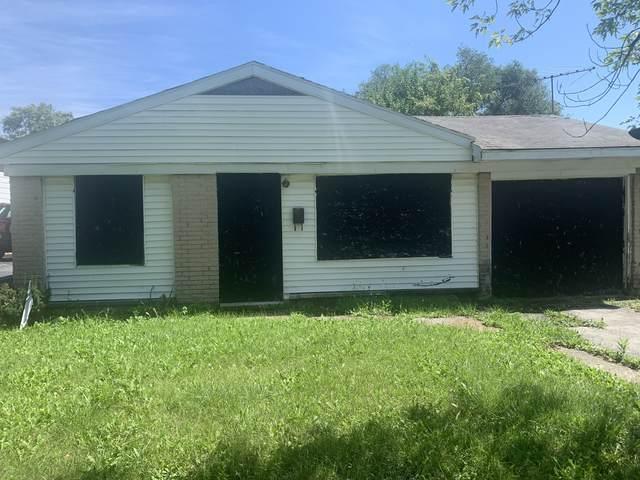 16541 Wolcott Avenue, Markham, IL 60428 (MLS #11214297) :: Lewke Partners - Keller Williams Success Realty