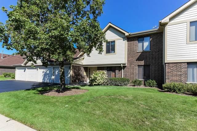 828 E Kings Row #1, Palatine, IL 60074 (MLS #11214369) :: John Lyons Real Estate