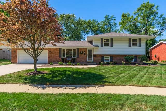405 S Blair Drive, Normal, IL 61761 (MLS #11214434) :: John Lyons Real Estate