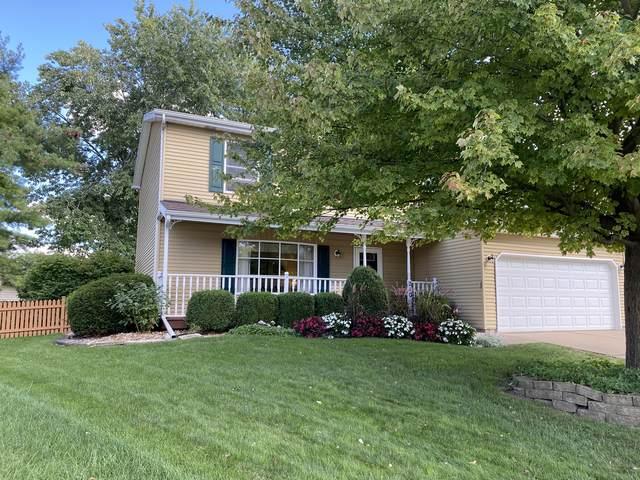 210 Columbia Drive, Normal, IL 61761 (MLS #11214450) :: Janet Jurich