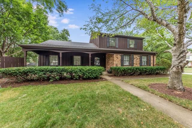 517 E 14th Avenue, Naperville, IL 60563 (MLS #11214518) :: Jacqui Miller Homes