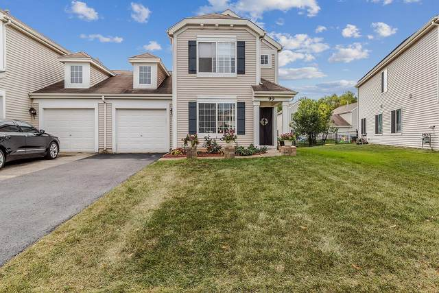 99 W Amberley Drive, Round Lake, IL 60073 (MLS #11214547) :: The Wexler Group at Keller Williams Preferred Realty