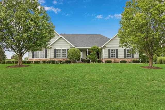 3595 Twin Oaks Drive, Wonder Lake, IL 60097 (MLS #11214644) :: Littlefield Group