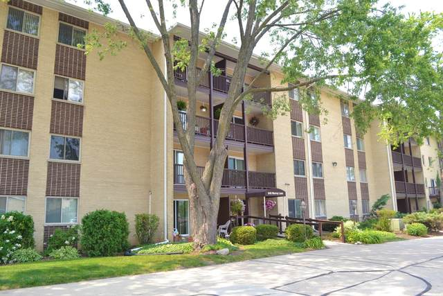 640 Murray Lane #116, Des Plaines, IL 60016 (MLS #11214689) :: The Wexler Group at Keller Williams Preferred Realty